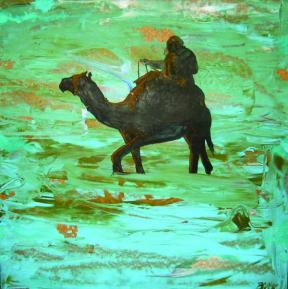 Balo Pulido pintor impresionista