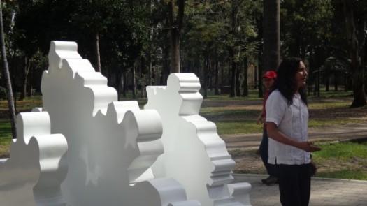 Develan las esculturas ganadoras del Premio Juan Soriano